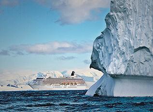 antarctica cruises - arctic landscape