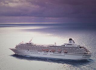 tran-ocean cruises - crystal cruises